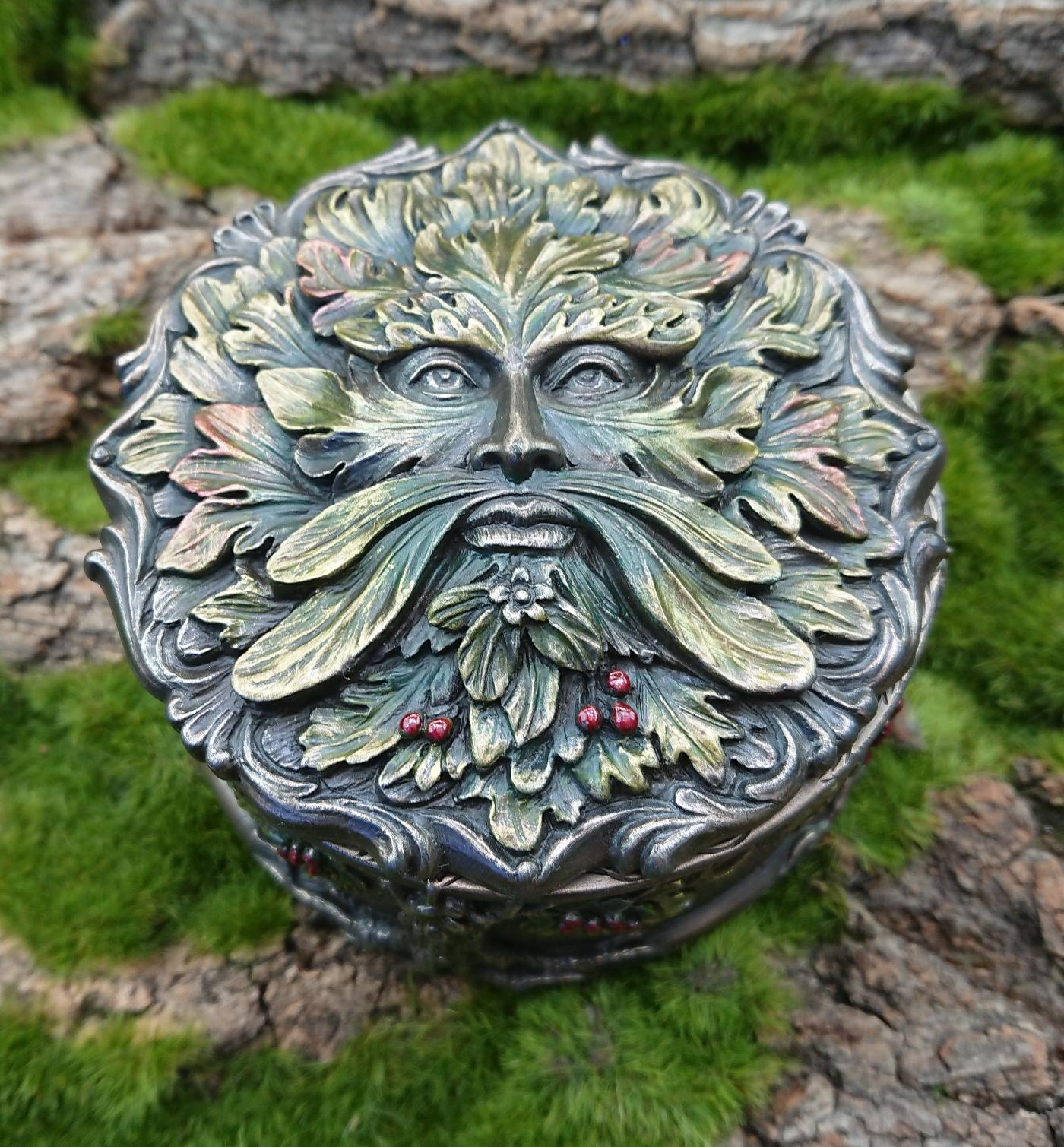 Father of the Forest box