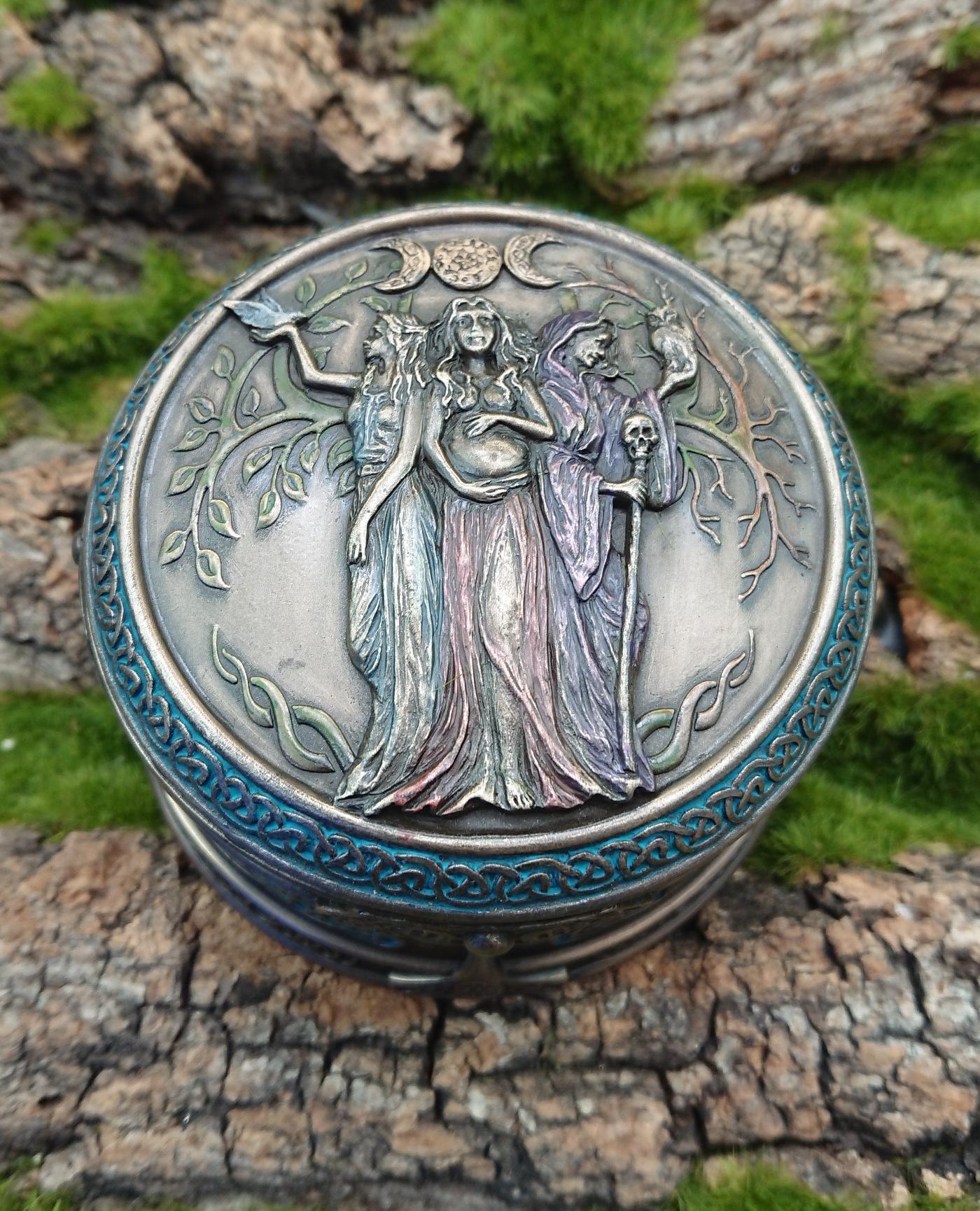 Maiden Mother Crone box