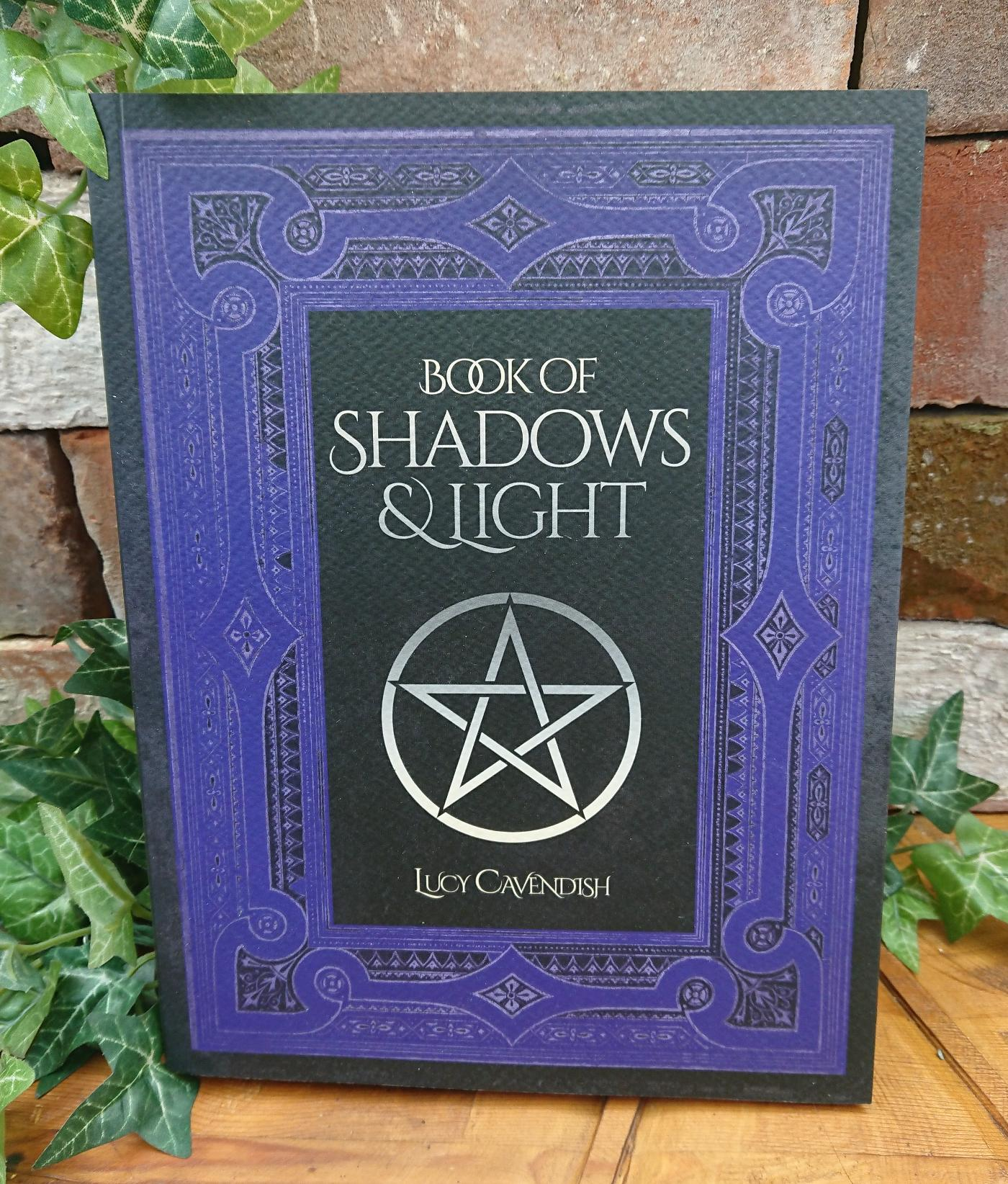 Book of Shadows and Light Journal