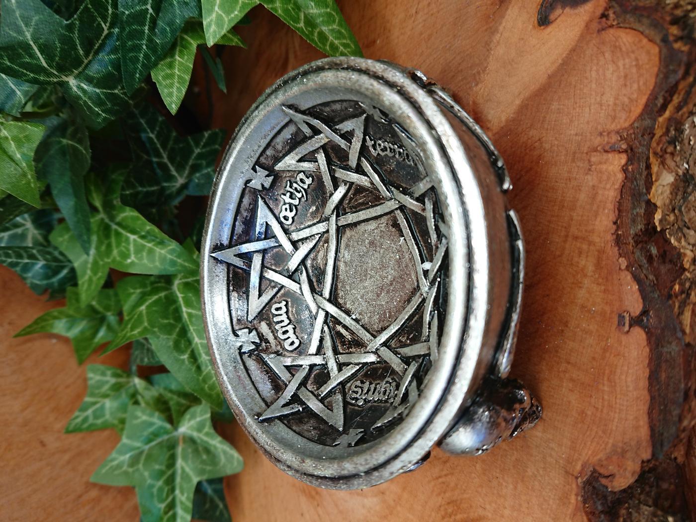Pentagramatron Altar Dish