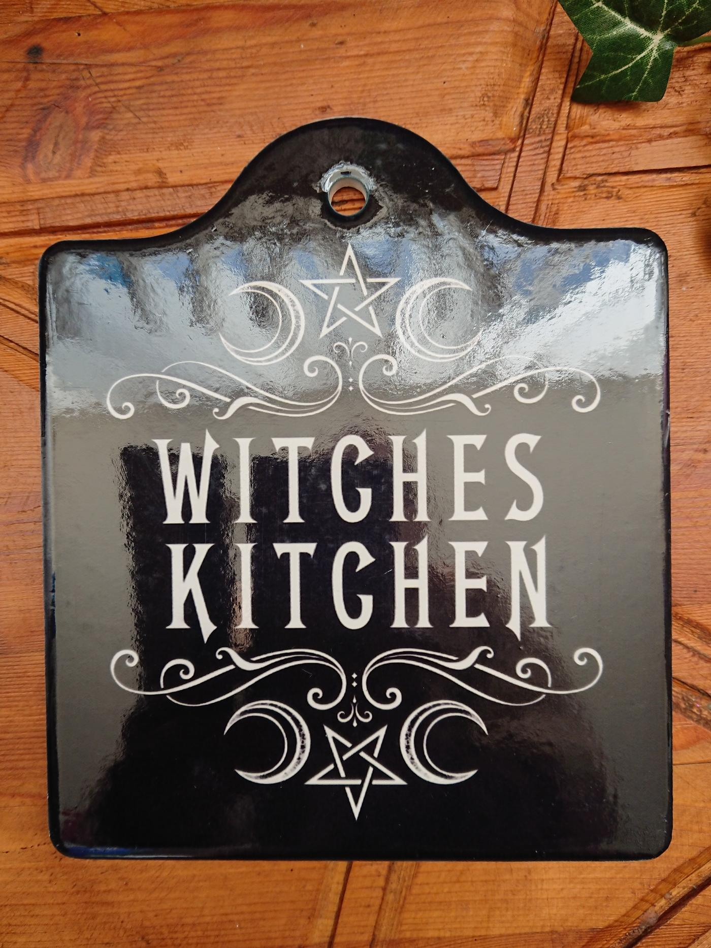 Witches Kitchen Chopping Board