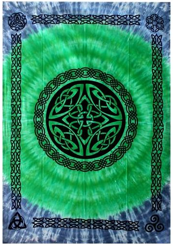 Celtic Knot Wall hanging Tapestry