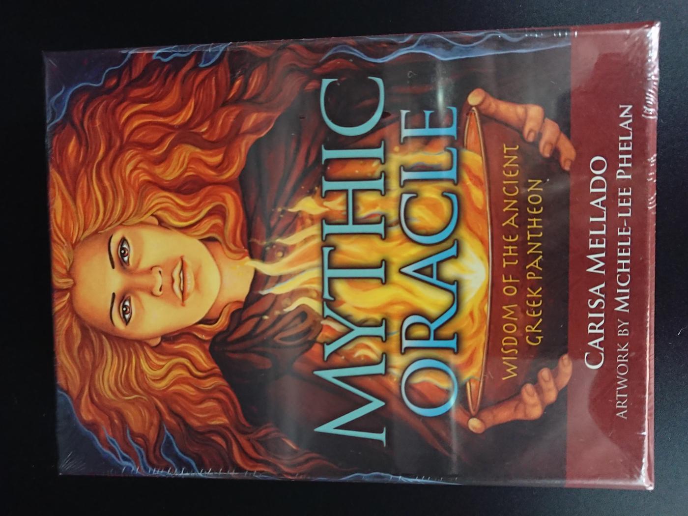 Mythic Oracle boxed set