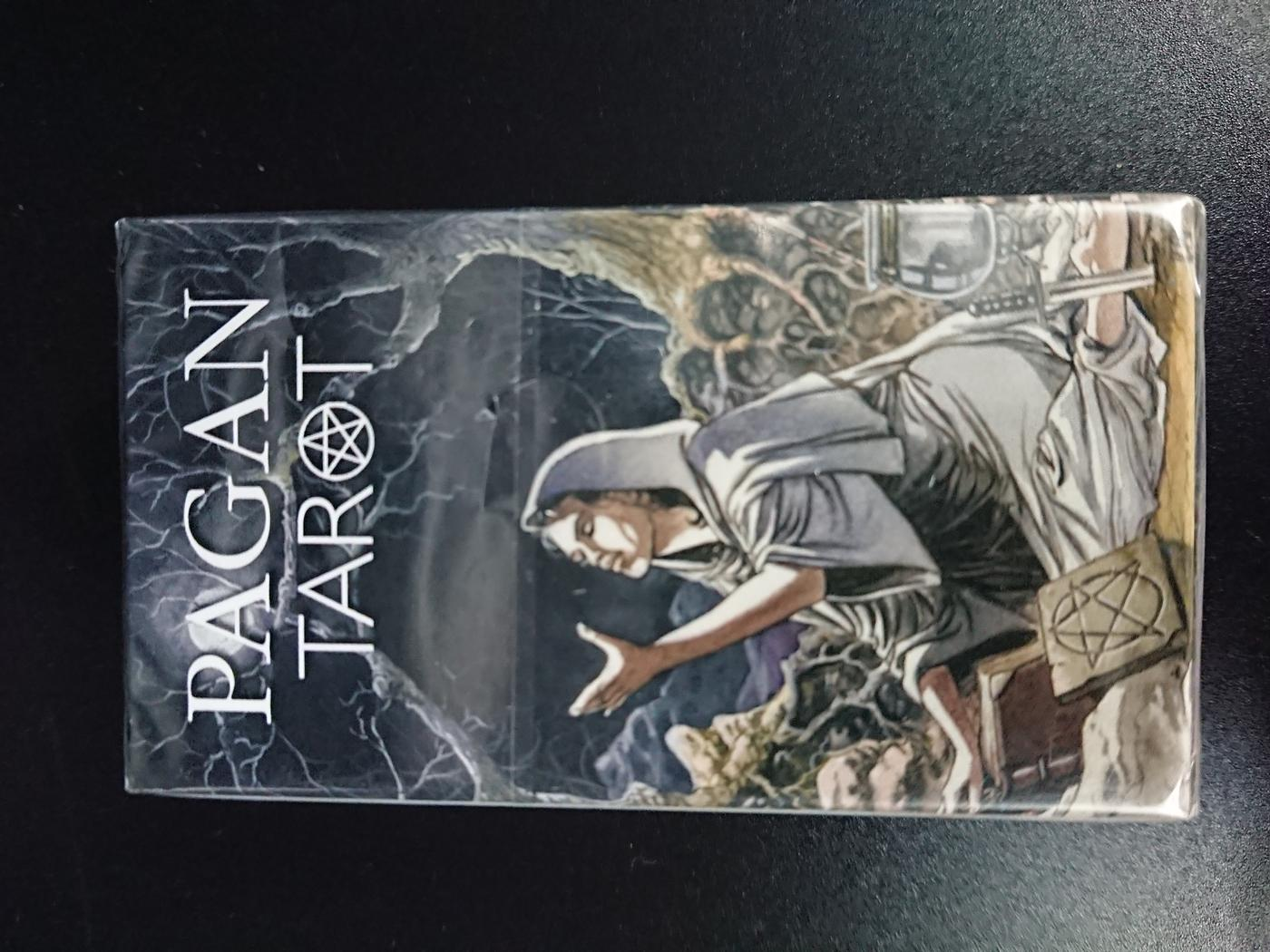 Pagan Tarot Mini Deck