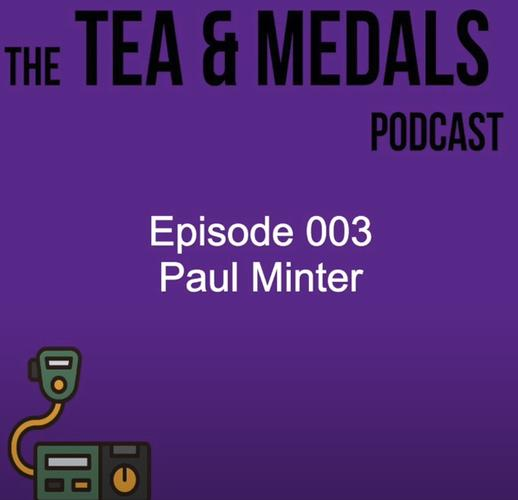 The Tea & Medals Podcast Interview September 13th 2020 - Paul appeared on The Tea & Medals Podcast to share how his battle with mental health (following four combat tours to Iraq and Afghanistan) inspired him to undertake the upcoming 5,800 mile run around the UKs coastline.