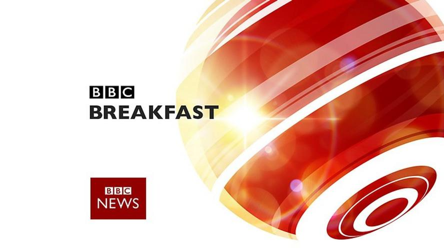 Featured on BBC Breakfast Show I had the amazing privilege to be featured on the BBC Breakfast show, what a great shout out for HEAD UP and the upcoming UK RUN.