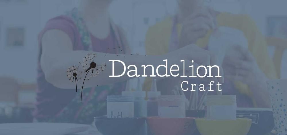 Welcome to the Dandelion Craft Blog. Keep up to date with everything going on in the shop and pick up some great crafting tips along the way.