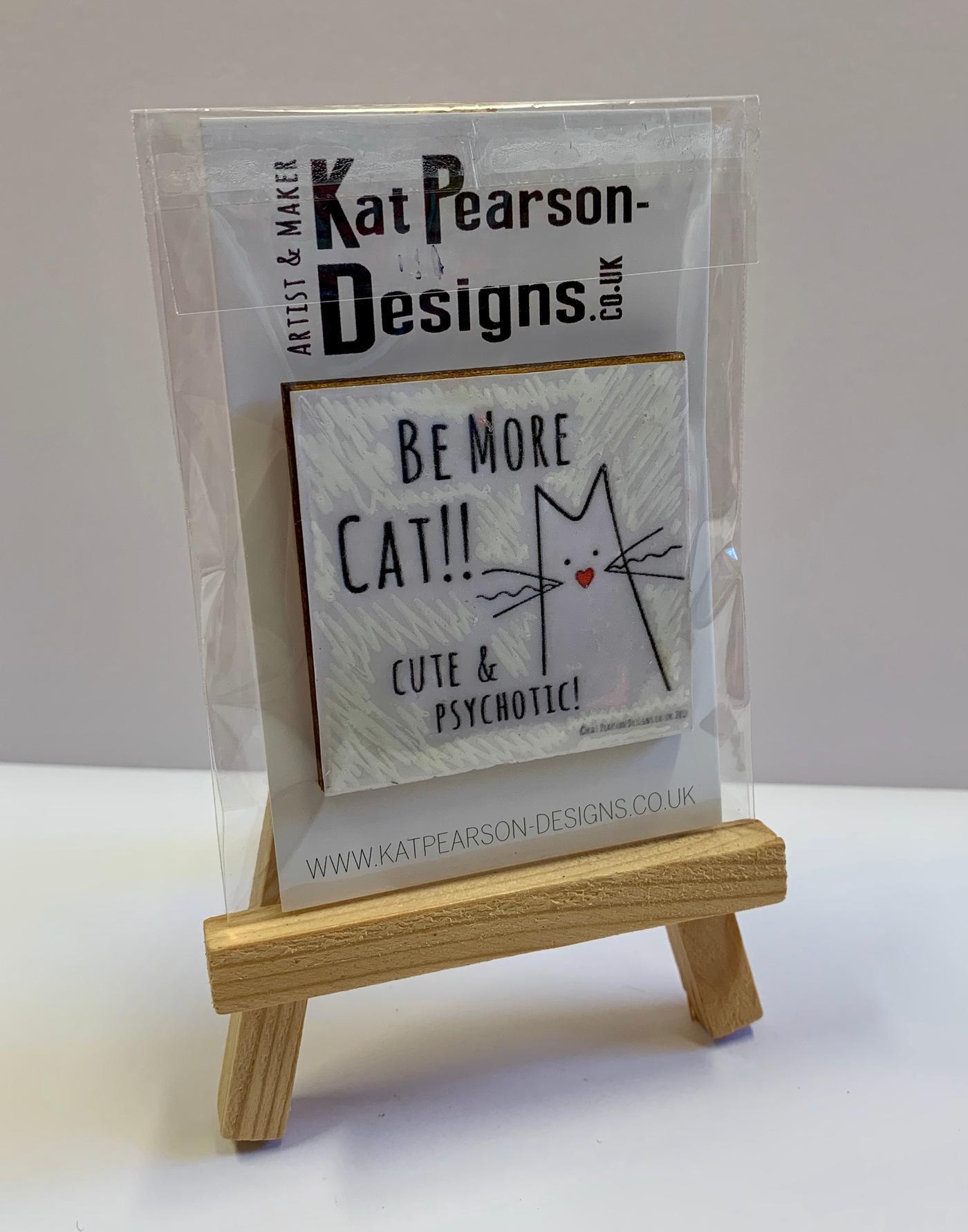 Kat Pearson Designs Fridge Magnet