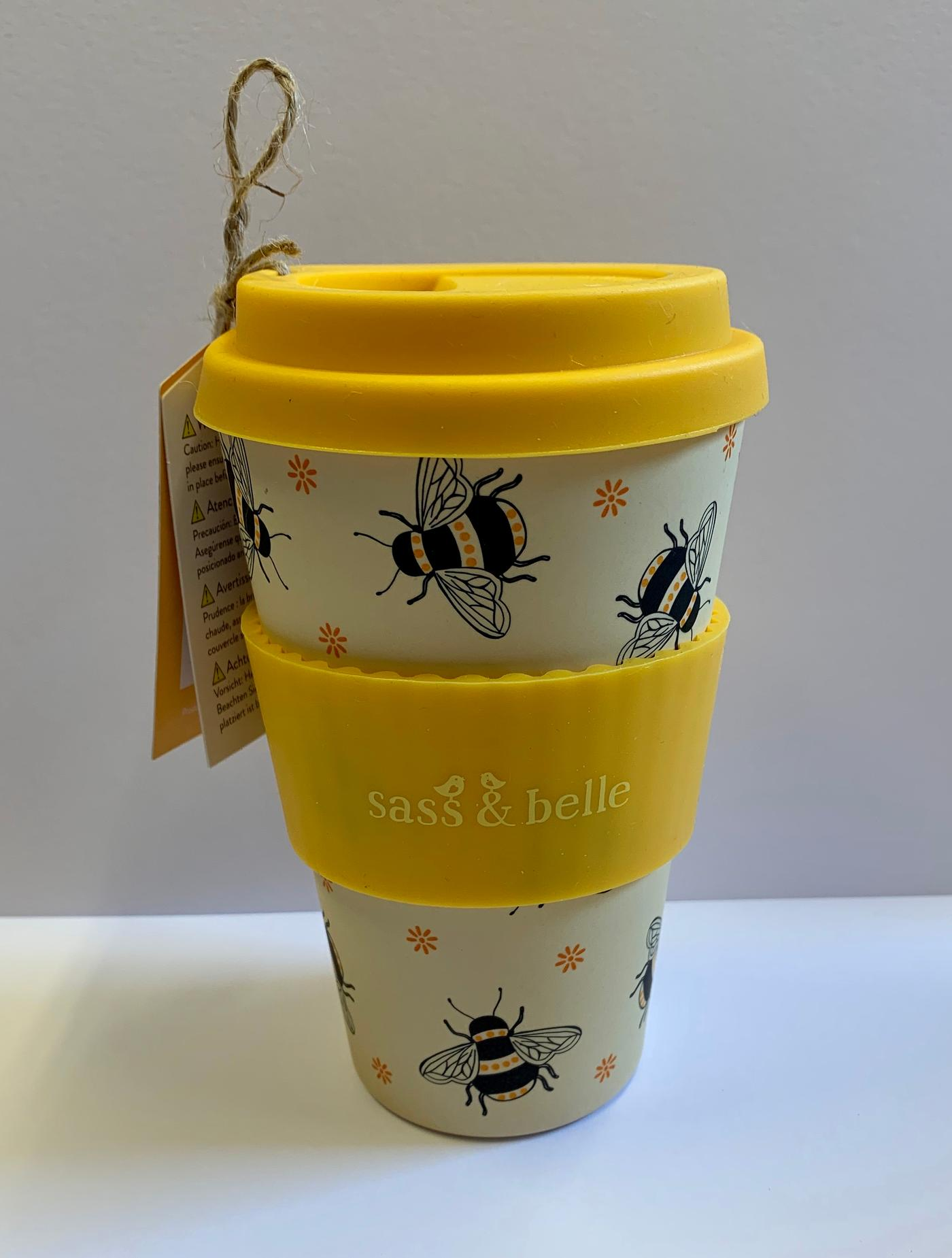 Sass and Belle Coffee Cup