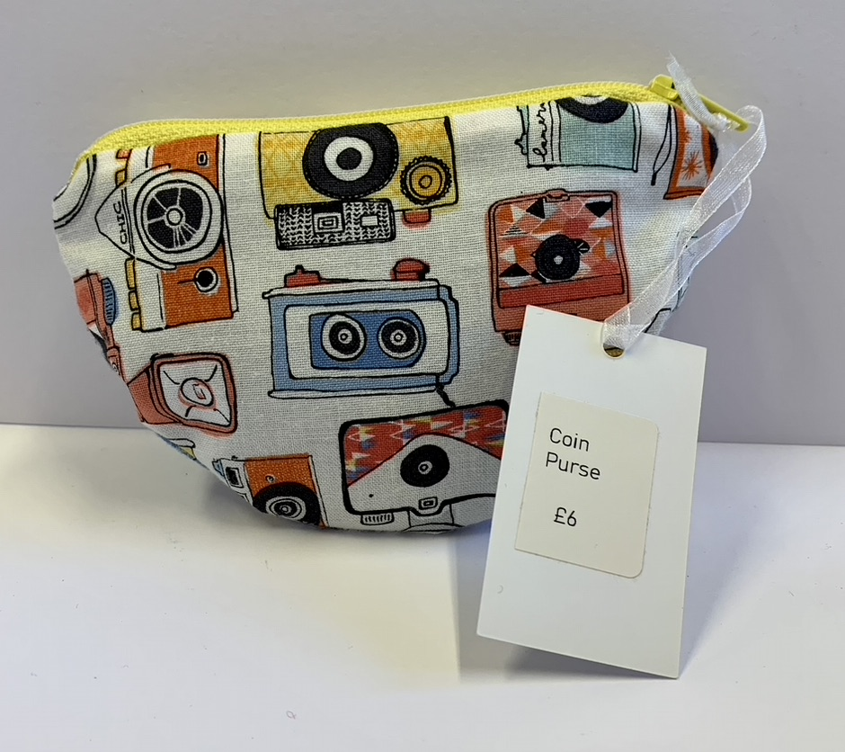 Coin Purse By Olganna