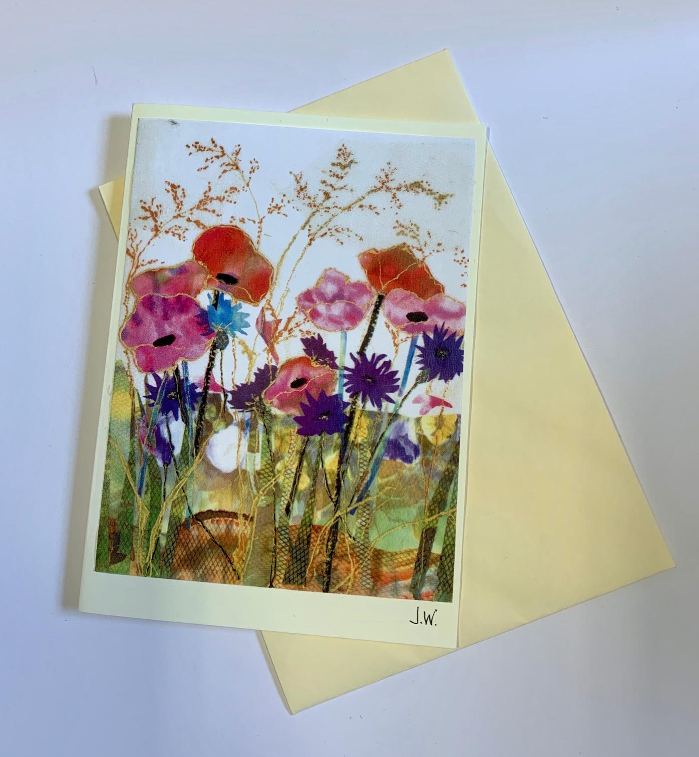 Joy Wheatley Card