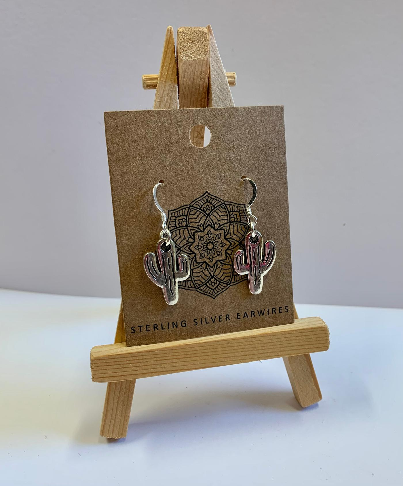 Funky Sprout Boho Earrings (Other)