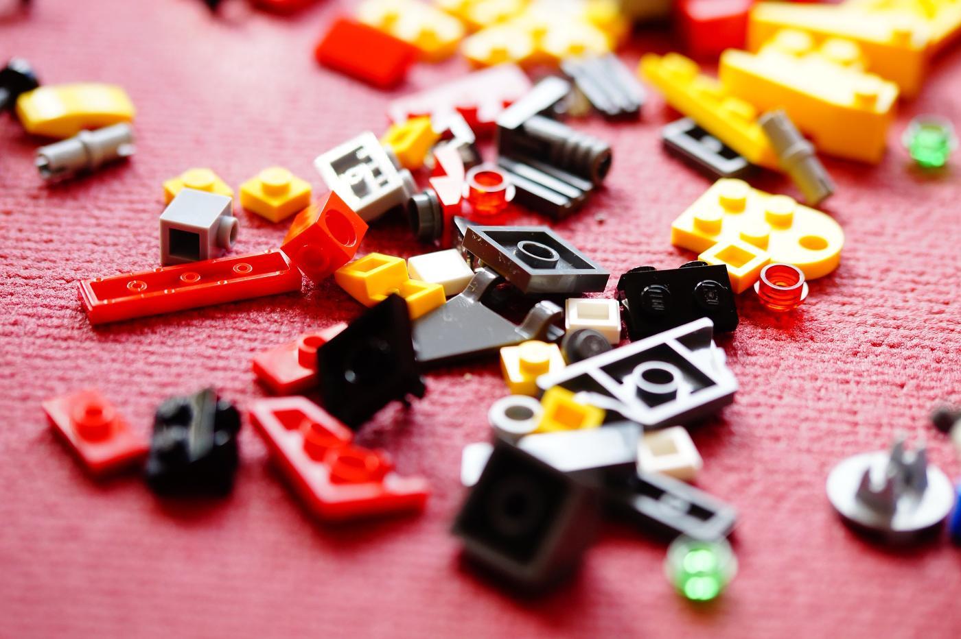 Lego Club (Saturday) 10am - 11am