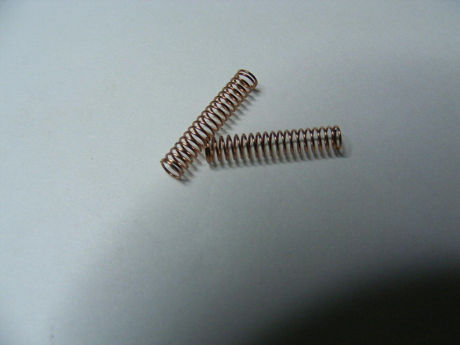 11544 # HORNBY DUBLO WRENN PAIR  BRUSH SPRINGS    X16B
