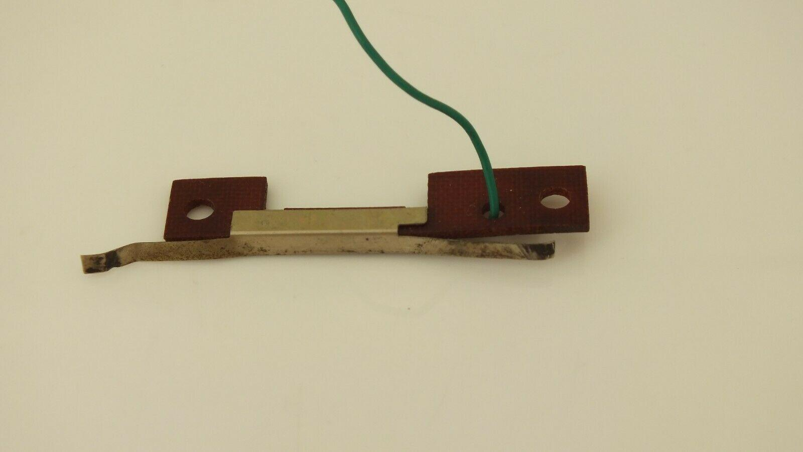 20634/35 #  HORNBY DUBLO COLLECTOR  SPRING & MOUNTING PLATE 0-6-0 2 RAIL     L6E