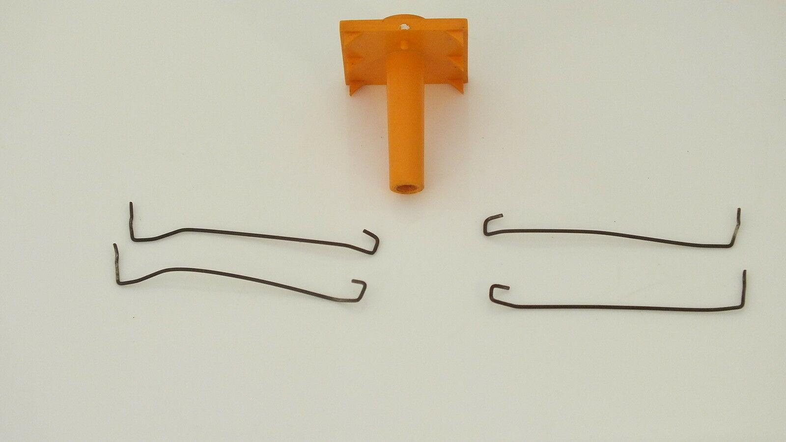 4675/1 # HORNBY DUBLO  TANKER WAGON PARTS TOP AND SIDE BARS    M11B