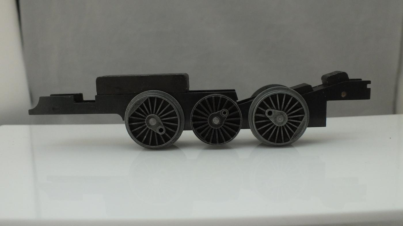 MS85S # HORNBY TRIANG ROLLING CHASSIS PRINCESS  M2B