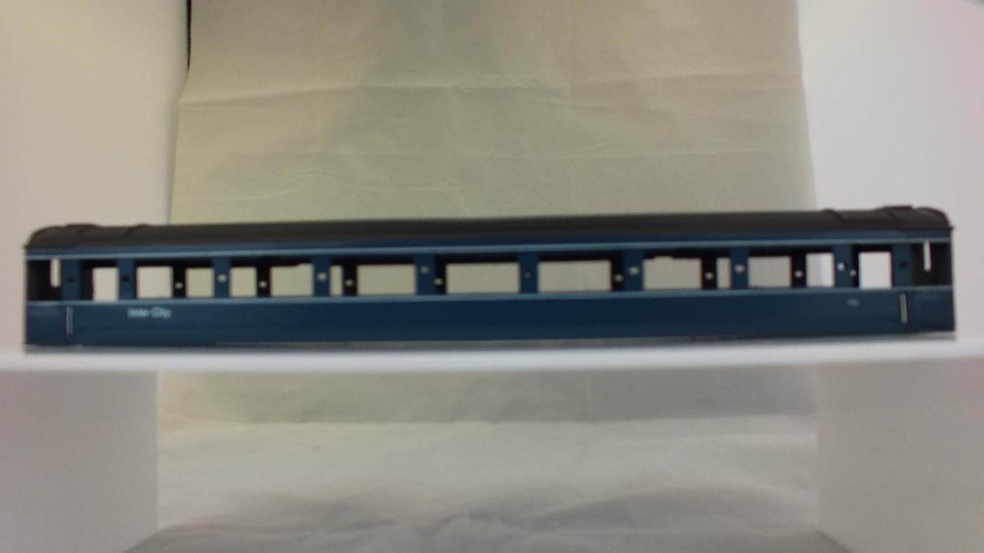 R439/1 * HORNBY TRIANG MK3 COACH BODY INTER CITY         R11B
