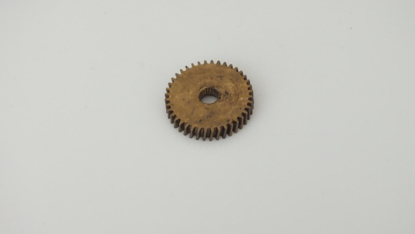 S2021 # HORNBY TRIANG 40 TOOTH BRASS DRIVE GEAR    G2A