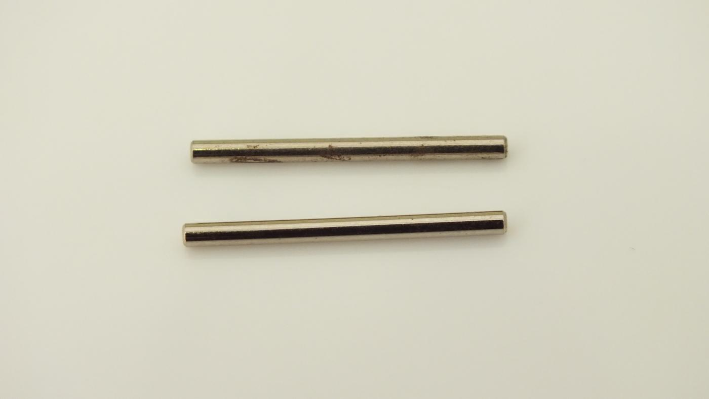 S2129 # 2 x hornby triang spare parts axles     T14A