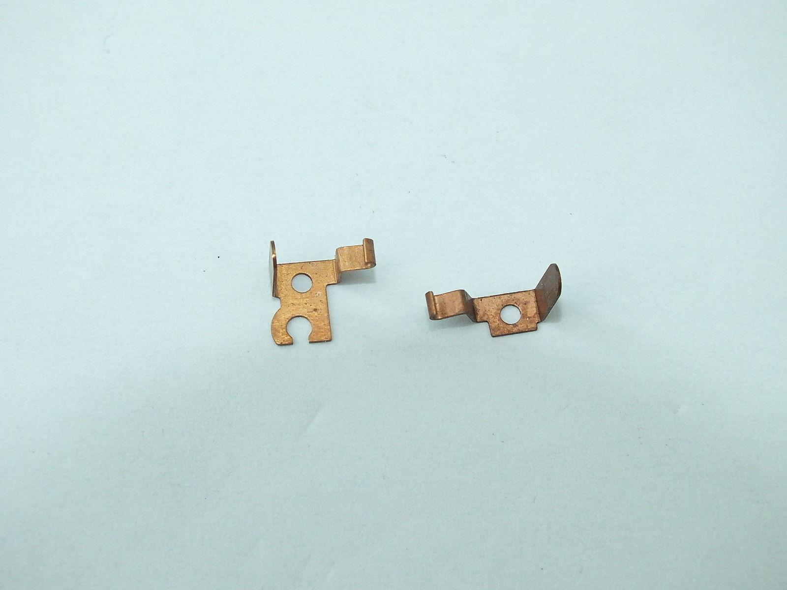 L3169/70 HORNBY TRIANG PAIR MOTOR CONTACTS   D9A