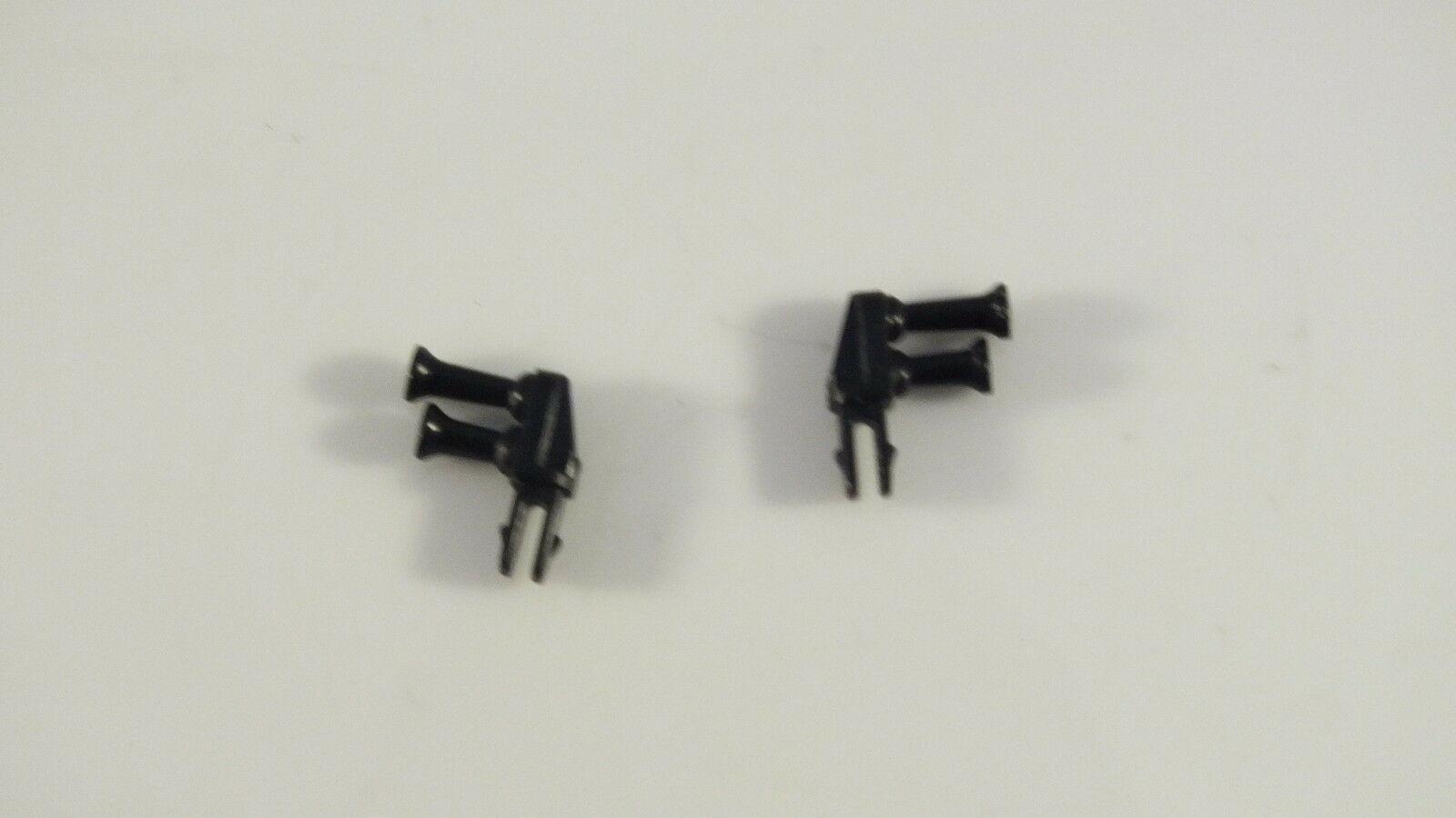 L6422 # HORNBY TRIANG  PKT  2  HORNS  0-4-0 SHUNTER     D6D