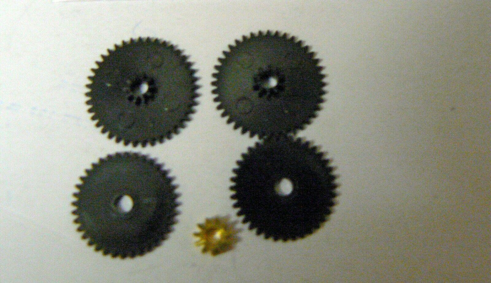 MS3  HORNBY TRIANG FULL SET OF GEARS. MULTI FIT PLEASE SEE DESC   E2E