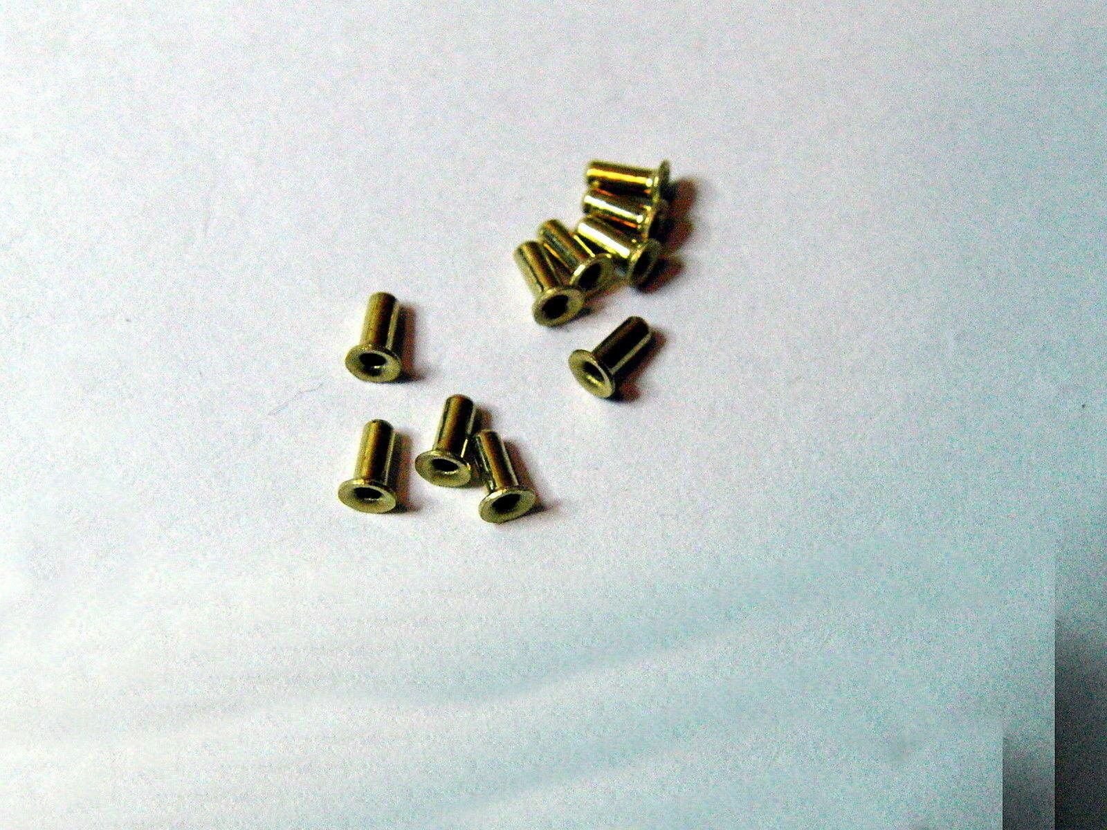 MS93 x10 # hornby triang spare parts eyelet rivet E7E