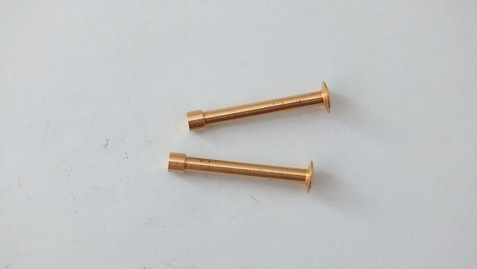 S2234 HORNBY TRIANG X2 REPLACEMENT HYDRAULIC BUFFER HEADS          H11A
