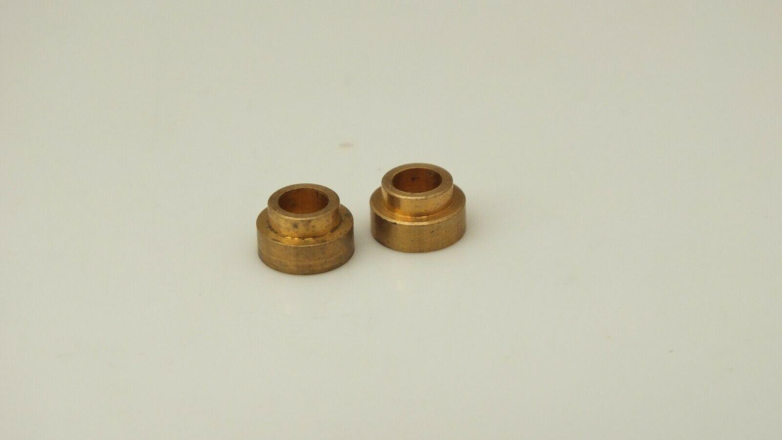 S2320 # HORNBY TRIANG  2 X BRASS AXLE BEARINGS          U7D