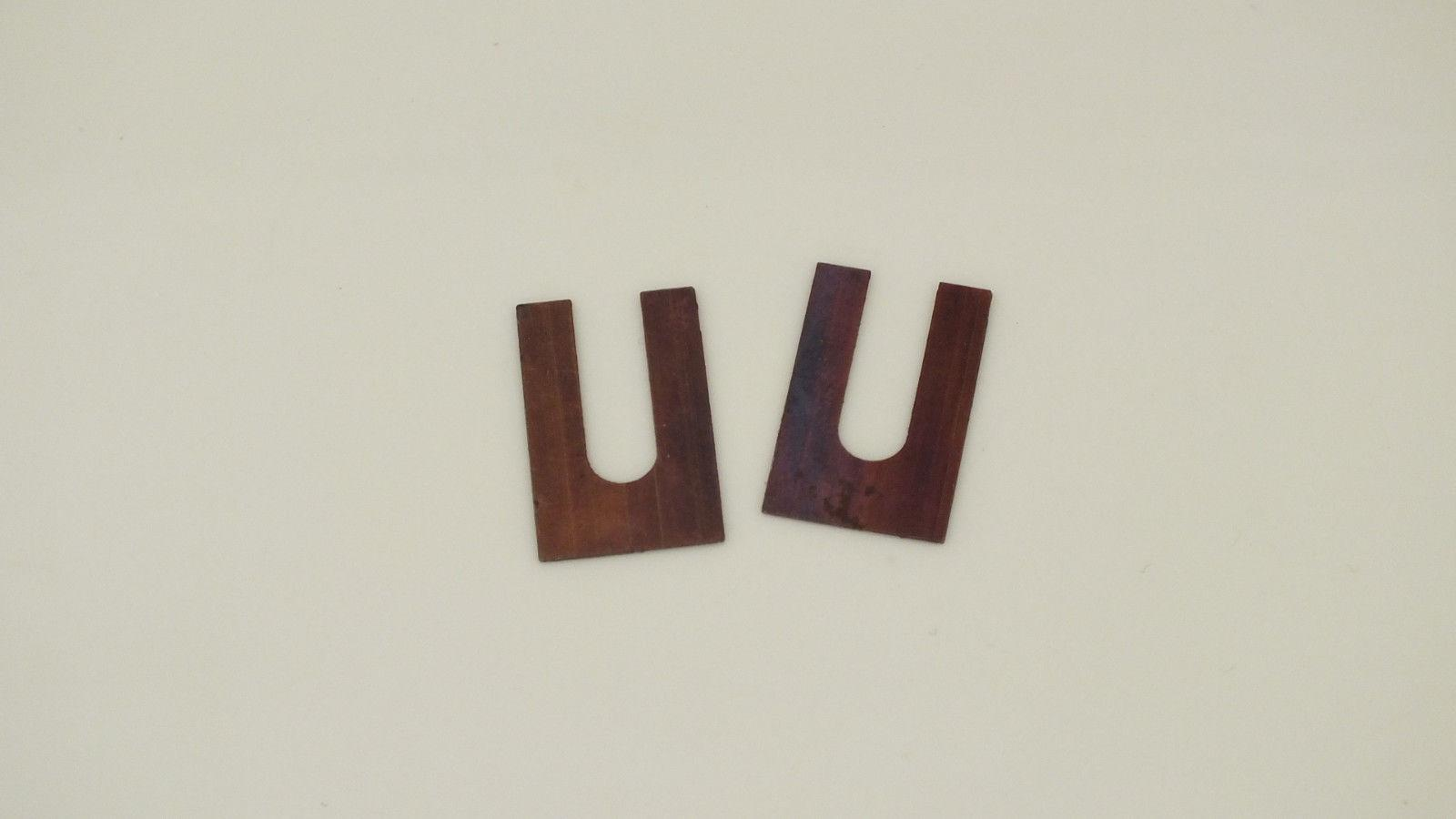 S3376  # HORNBY TRIANG RETAINING CLIPS x 2           H1A