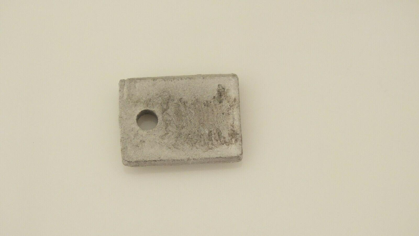 S4210R #   HORNBY TRIANG SYNCRO SMOKE UNIT COVER PLATE   0-6-0 JINTY      U2B