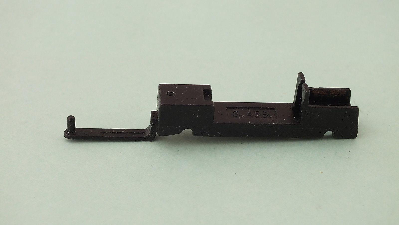 S4591BK   HORNBY TRIANG MOTOR CHASSIS BLACK NETWORKER      H8C