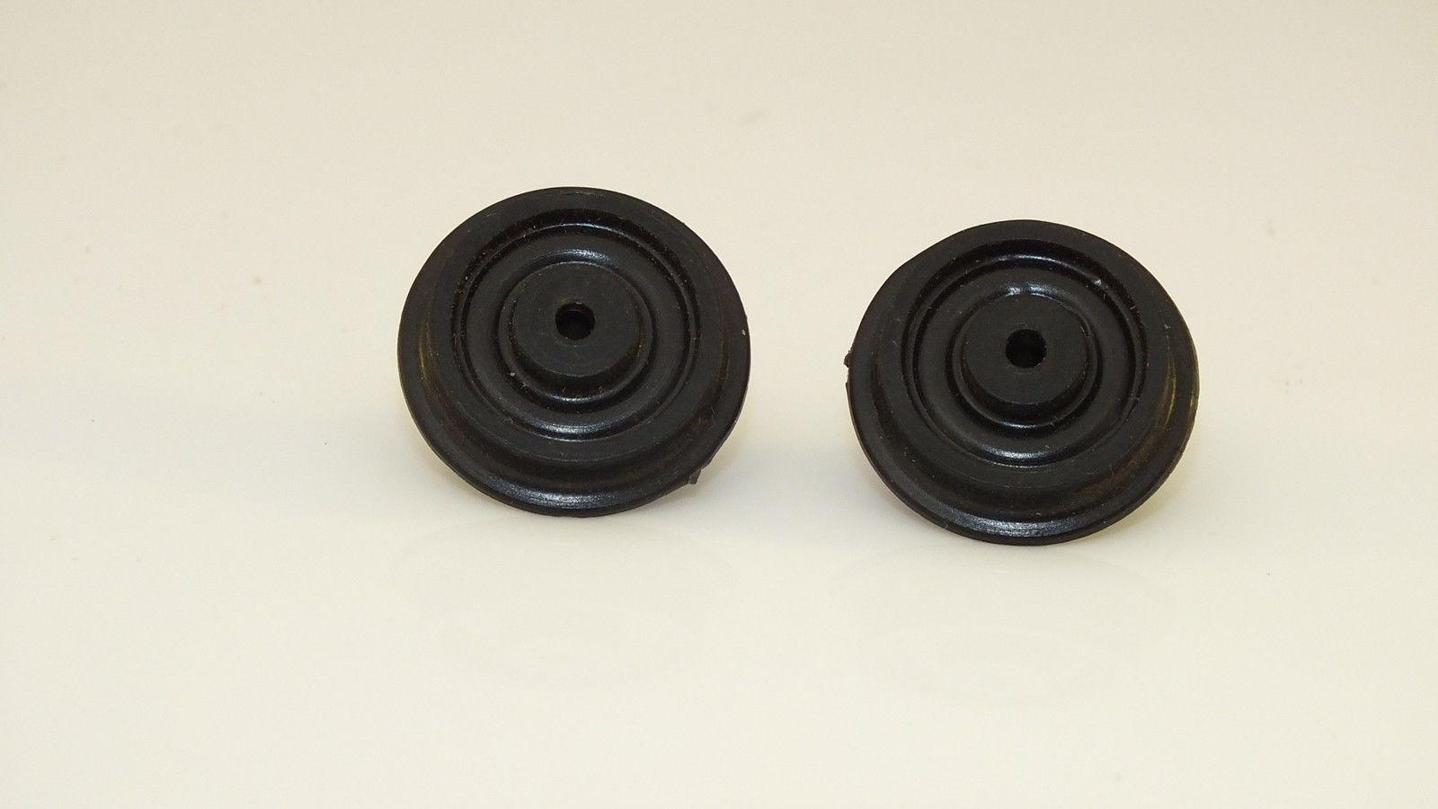 S5098 # 2 x HORNBY TRIANG NON POWERED BOGIE WHEEL TC SERIES /A3 TENDER     I3A