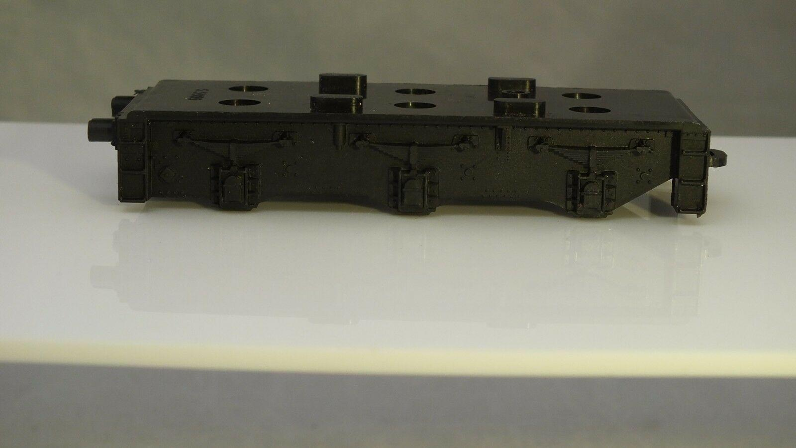 S5909  #  HORNBY TRIANG TENDER CHASSIS B.O.BRITAIN WEST COUNTRY CLASS     P7A