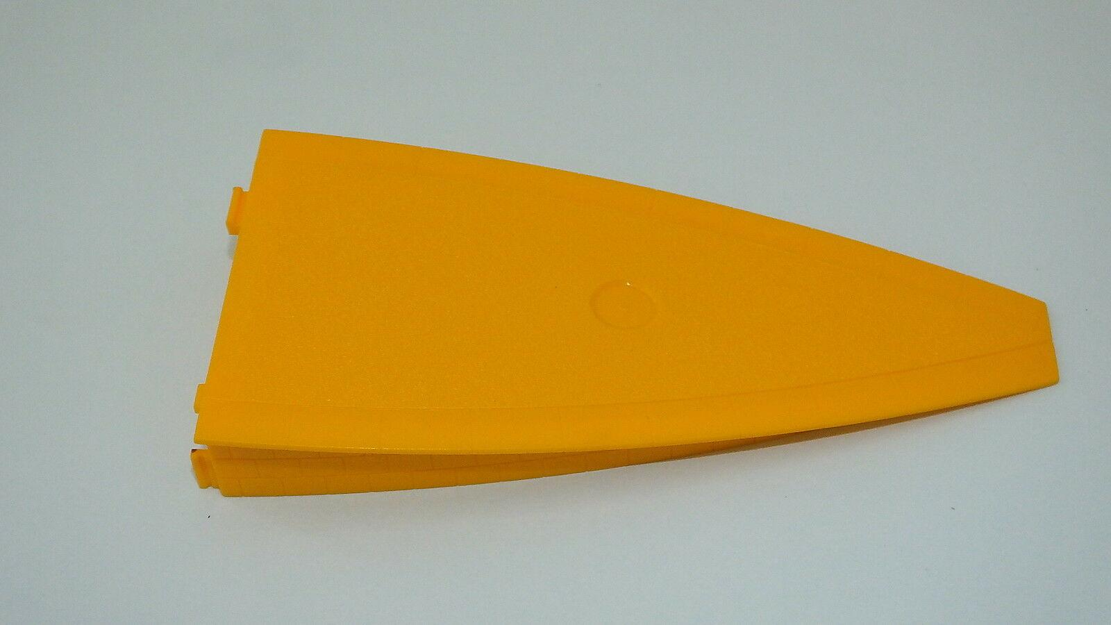 S6058  HORNBY TRIANG PLATFORM RAMP  YELLOW MOULDING         R8A