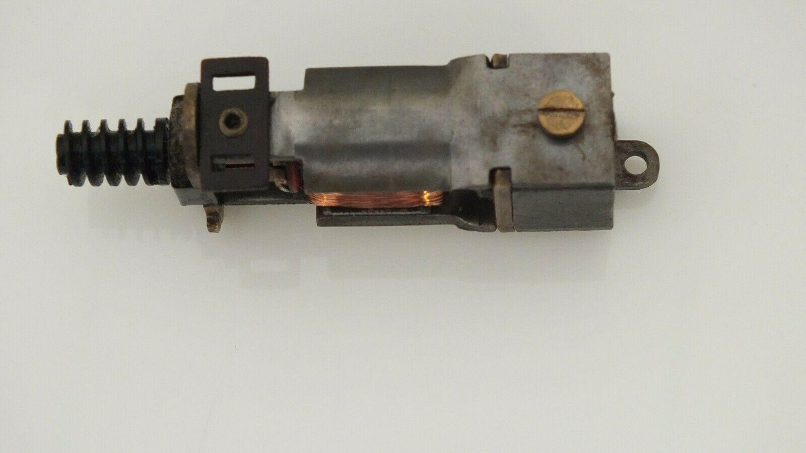 X03RP  # EXCHANGE MOTOR Hornby Triang spares reconditioned PLEASE READ DESC  T6E