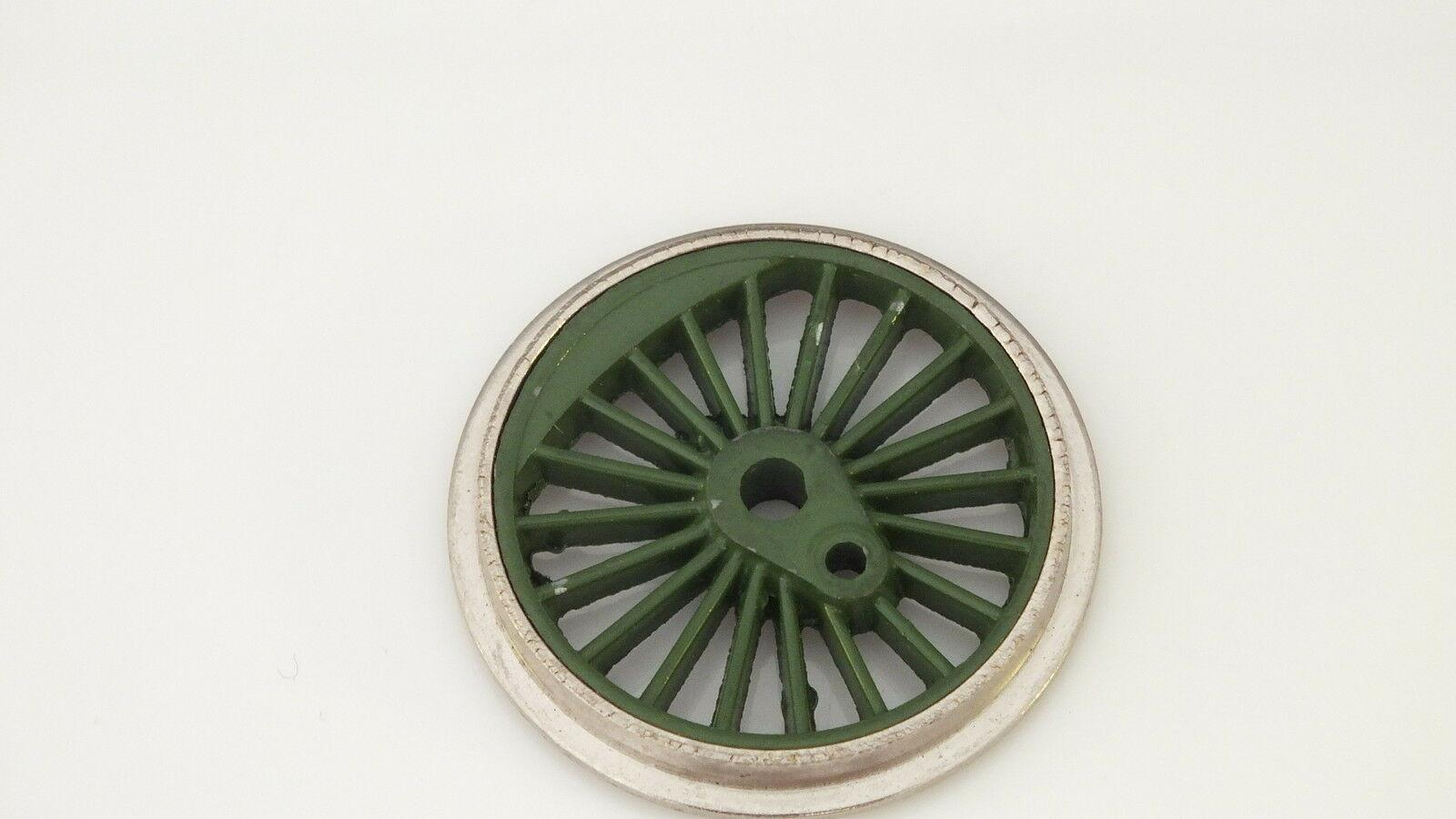 X684A  HORNBY TRIANG EARLY SCOTSMAN A3 FLANGED WHEEL GREEN     Y21B