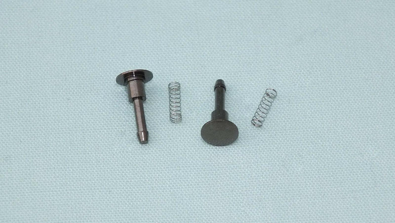X8100 #HORNBY TRIANG PKT 2   BUFFERS HEADS AND SPRINGS  CASTLE AND COUNTY    Y1A