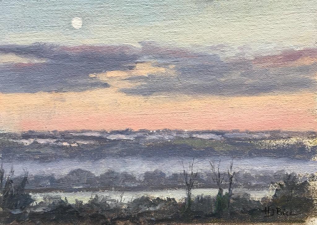 Moonlight and Mist