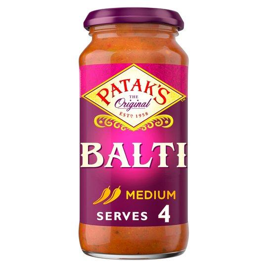 Patak's Balti Sauce