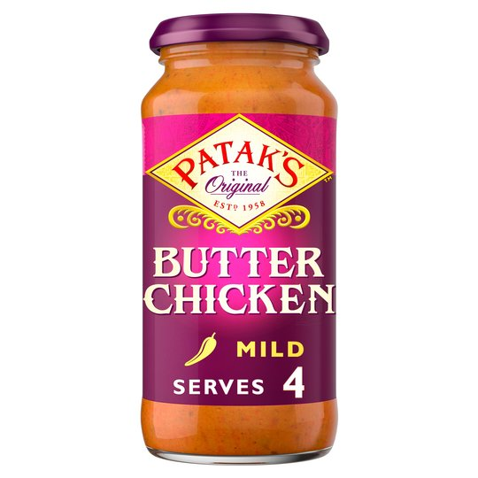 Pataks Butter Chicken Sauce