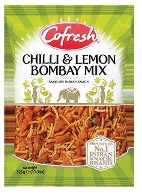 Cofresh Chilli & Lemon Bombay Mix