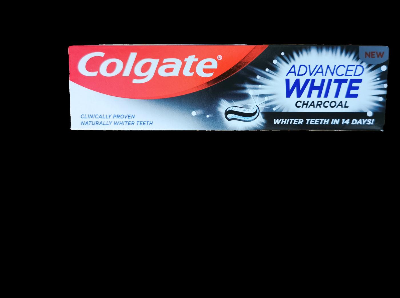 Colgate Advanced White Charcoal