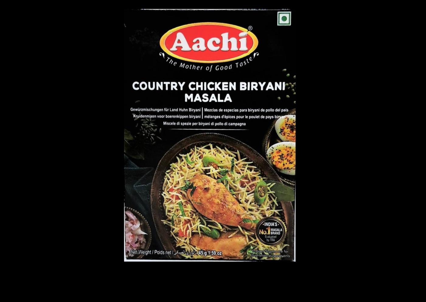 Aachi Country Chicken Biryani Masala