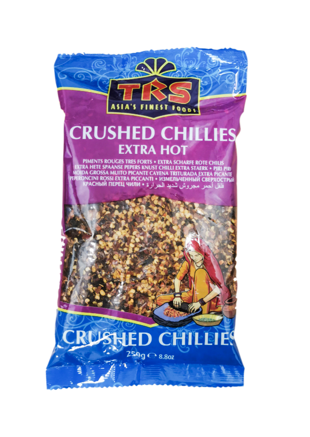 TRS Crushed Chillies -Extra Hot