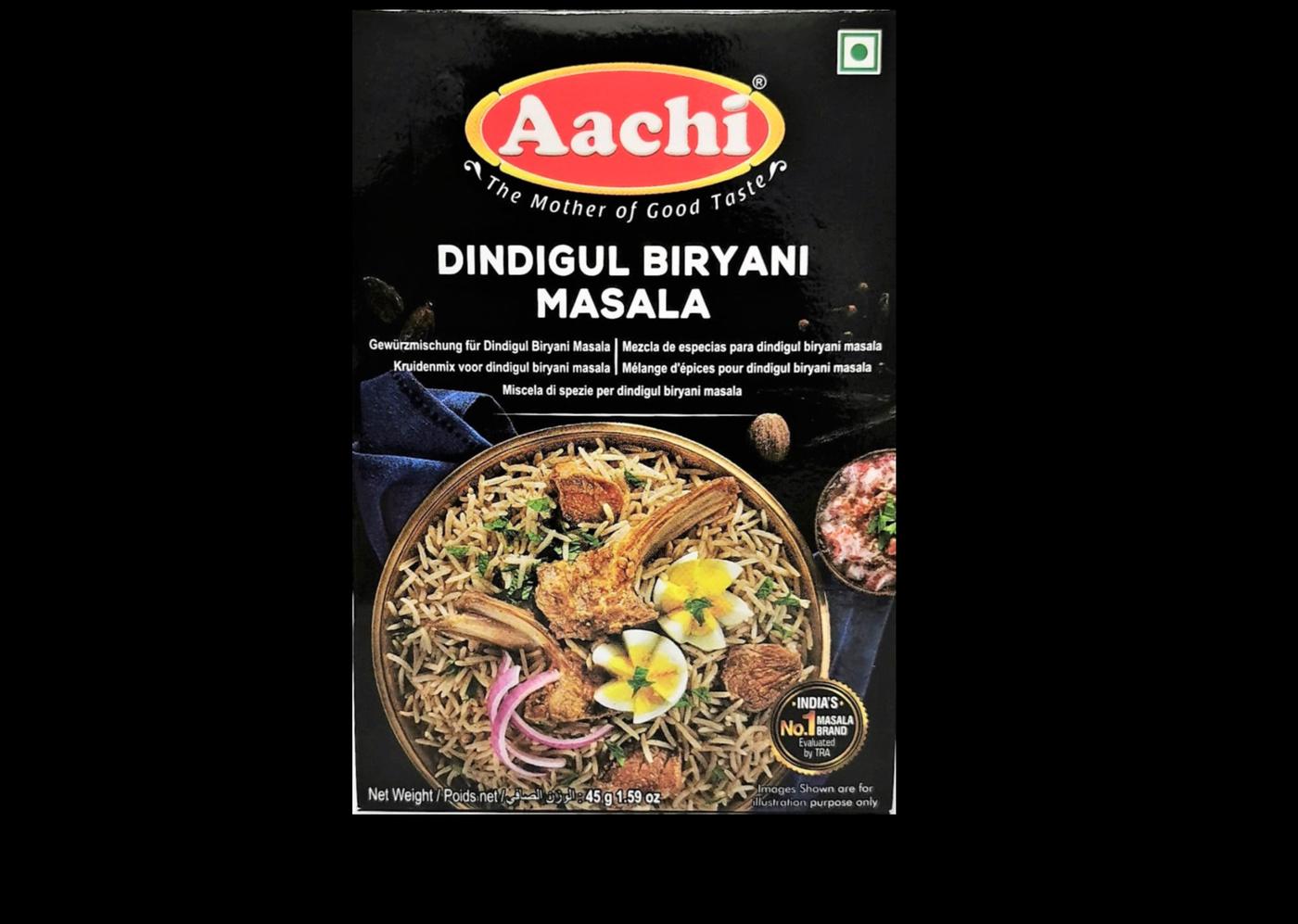 Aachi Dindigul Biryani Masala