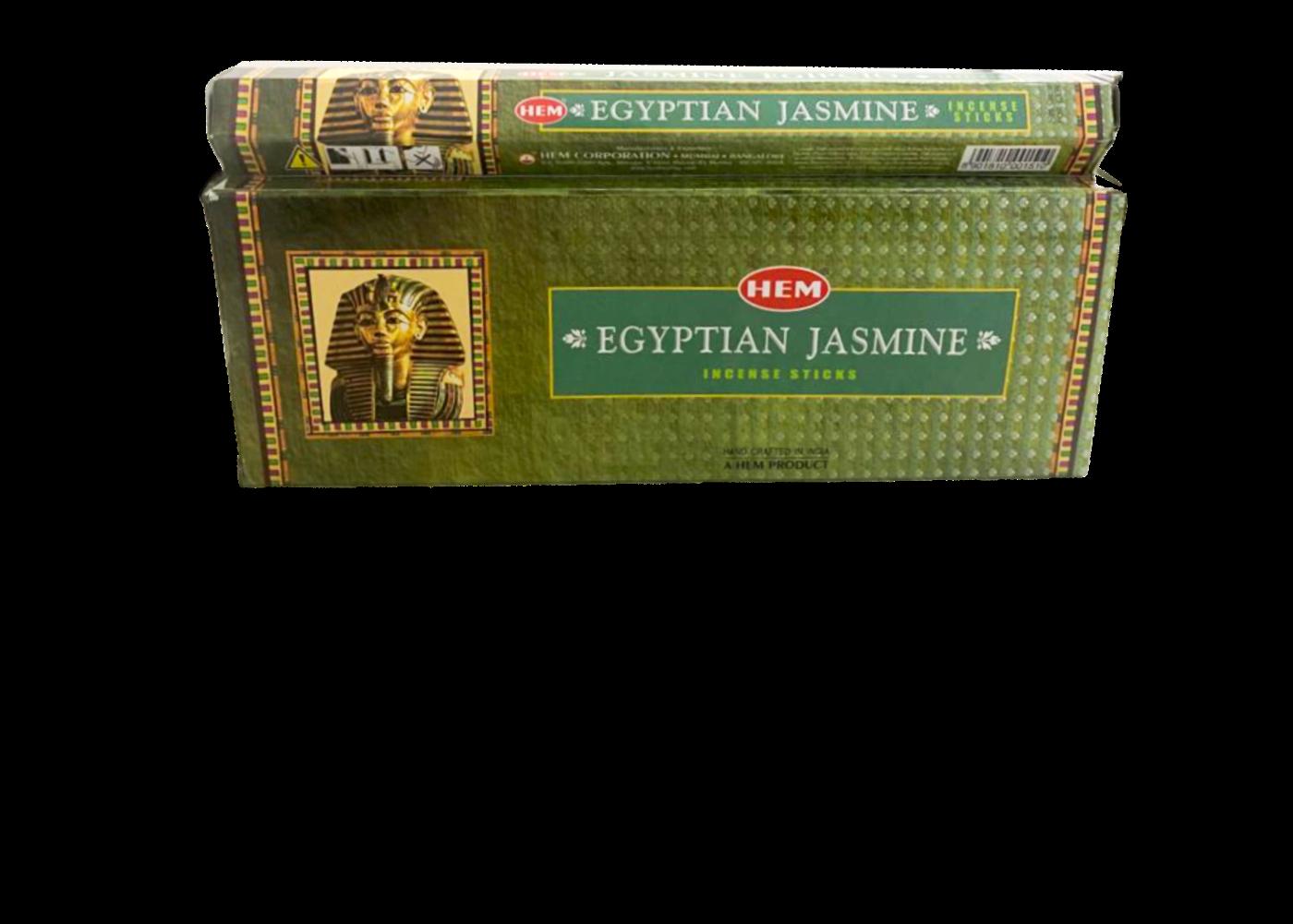Hem Egyptian Jasmine Incense Sticks