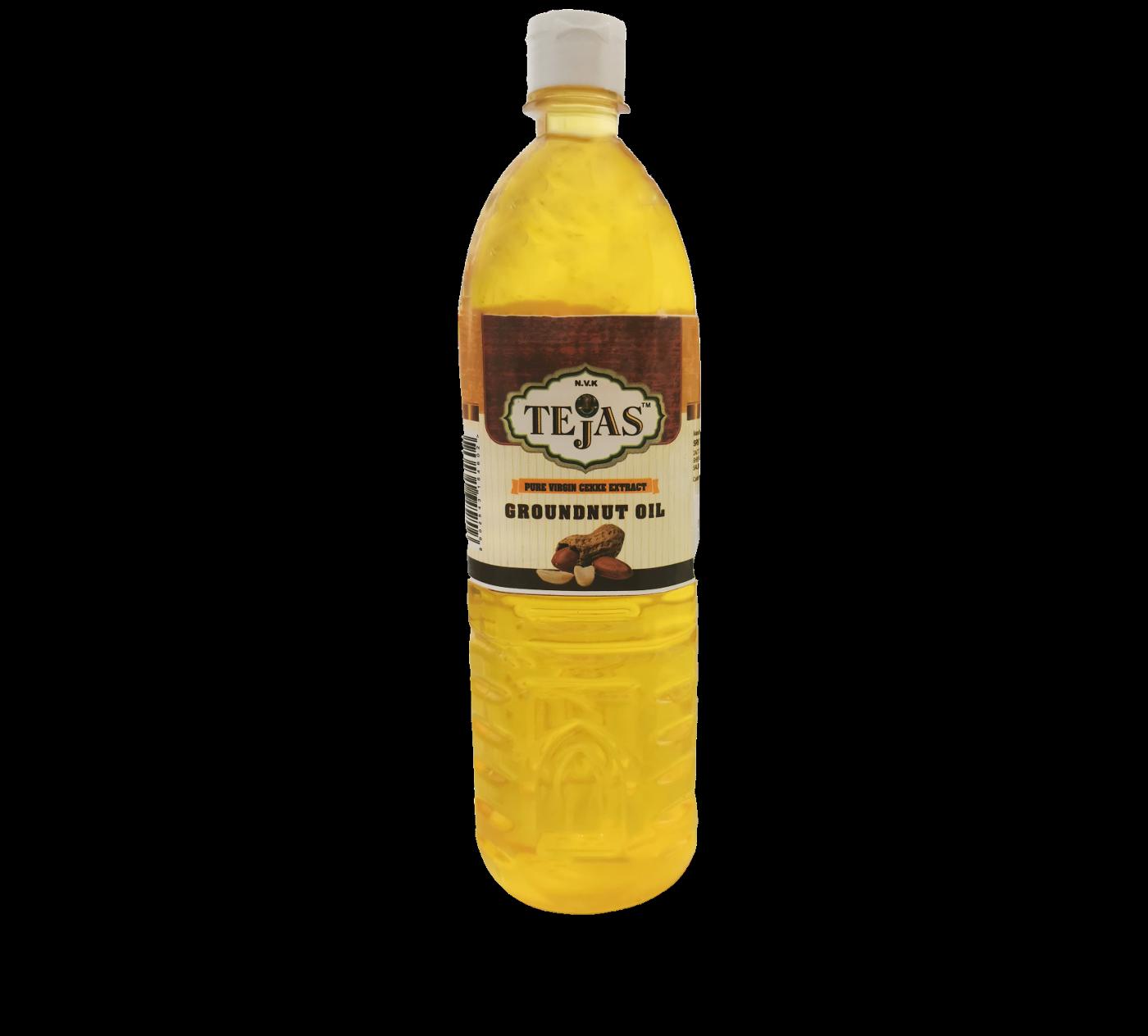 Tejas Groundnut Oil