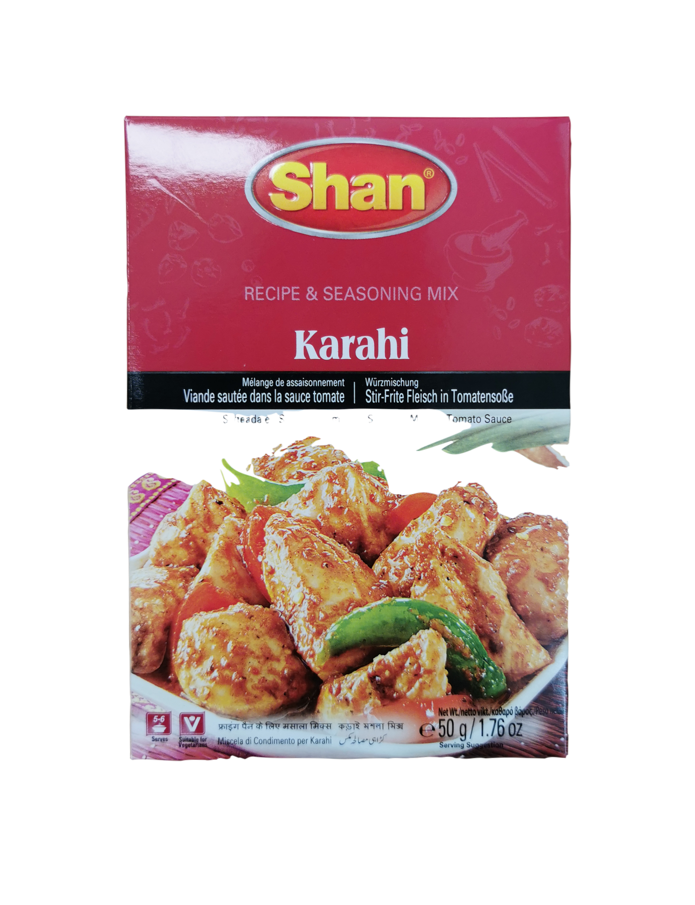 Shan Karahi Seasoning Mix